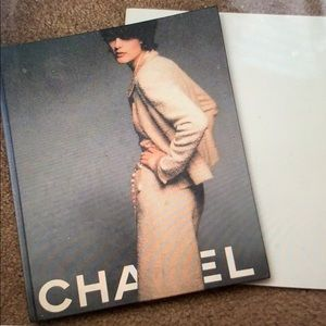 Chanel Catalog Coffee Table Book